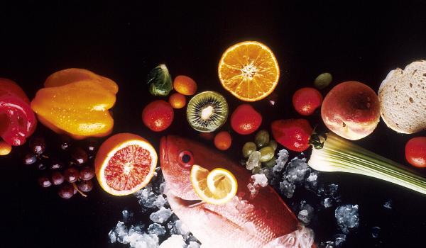 Alimentos y minerales