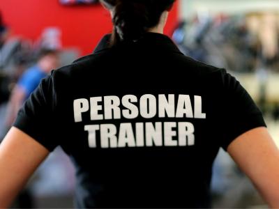 Personal Trainer. Entrenador personal